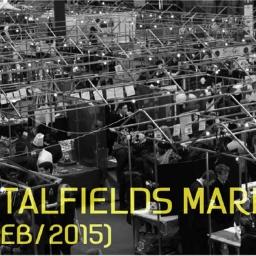 Spitalfields Market Trade fair